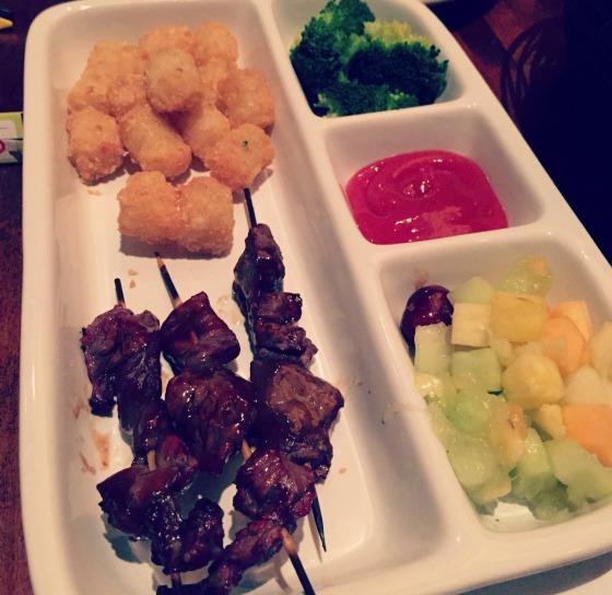 Weber Grill Schaumburg Kids Meal