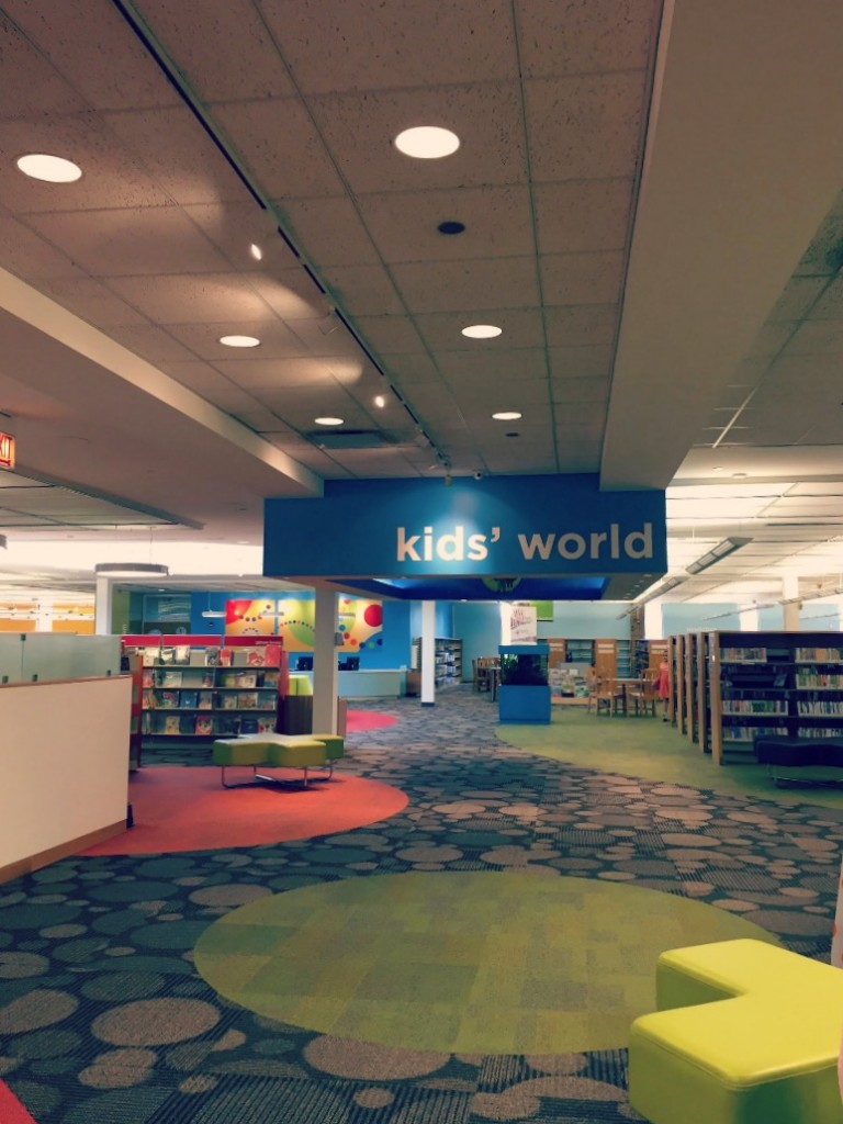 Arlington Heights Library Kids World