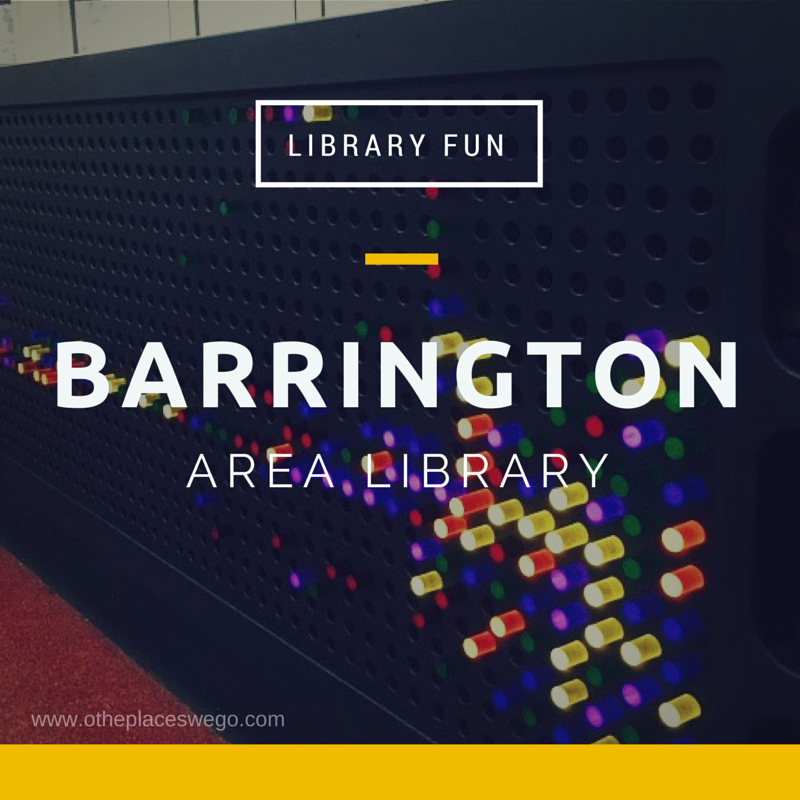 Barrington Area Library Main