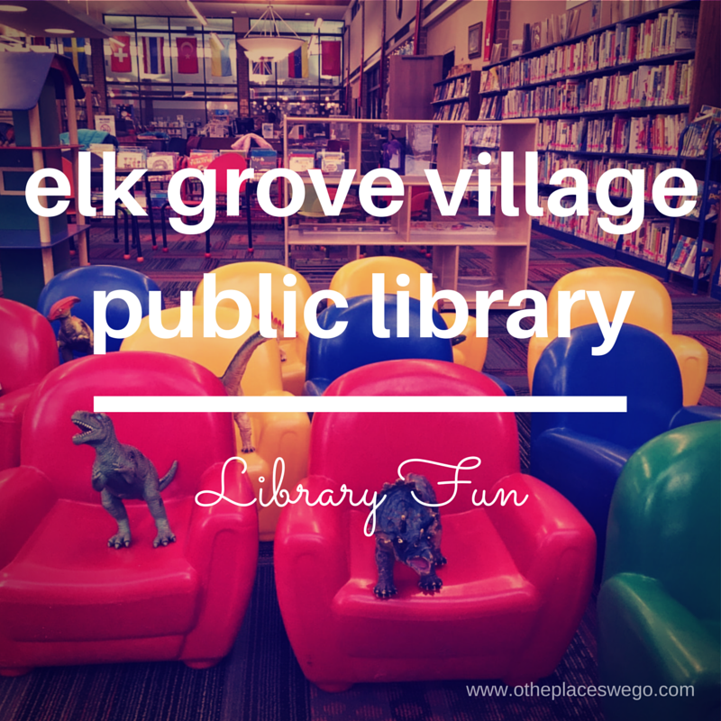 Review of Elk Grove Village Library