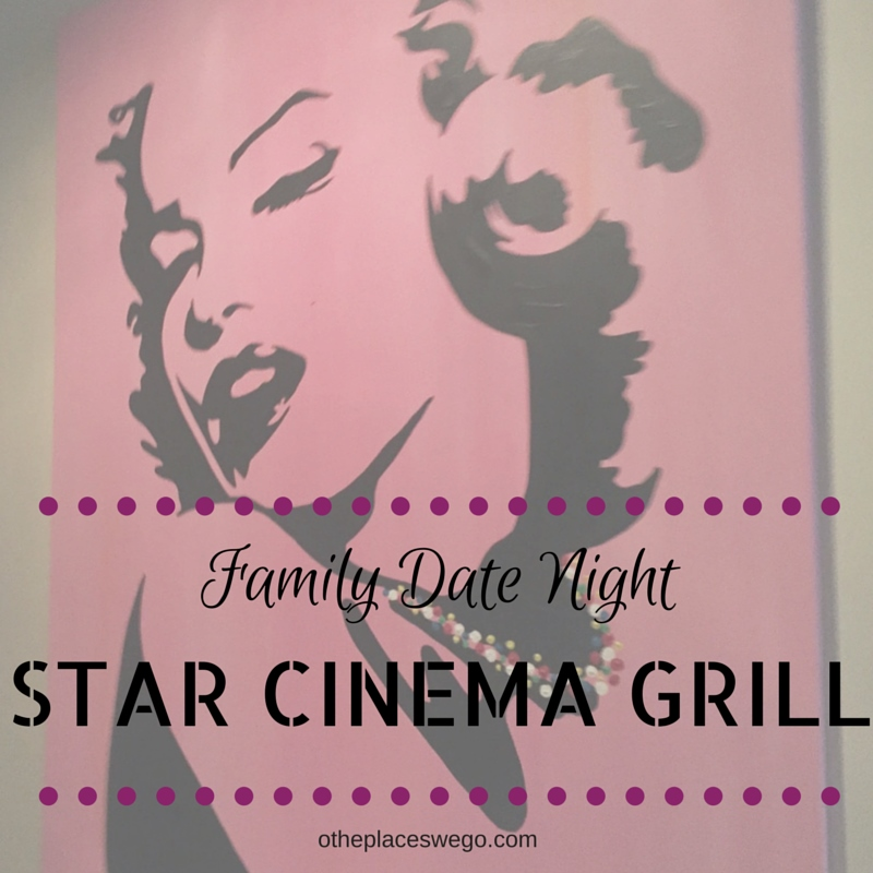Star Cinema Grill Movie Theater Arlington Heights