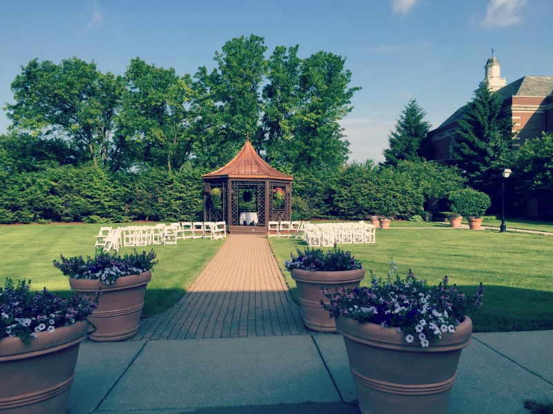 The Dearborn Inn Henry Ford Gazebo Grounds