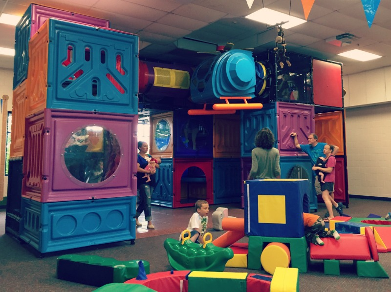 Jumps n Jiggles Elk Grove Village Indoor Playground