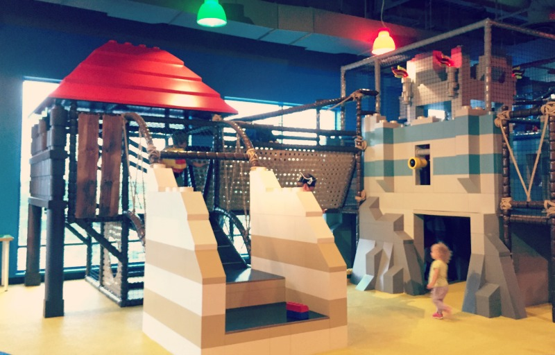 LEGOLAND Discovery Center Chicago Play Area