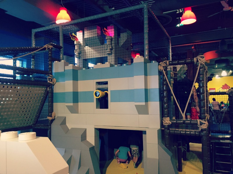 LEGOLAND Discovery Center Chicago Play area 2