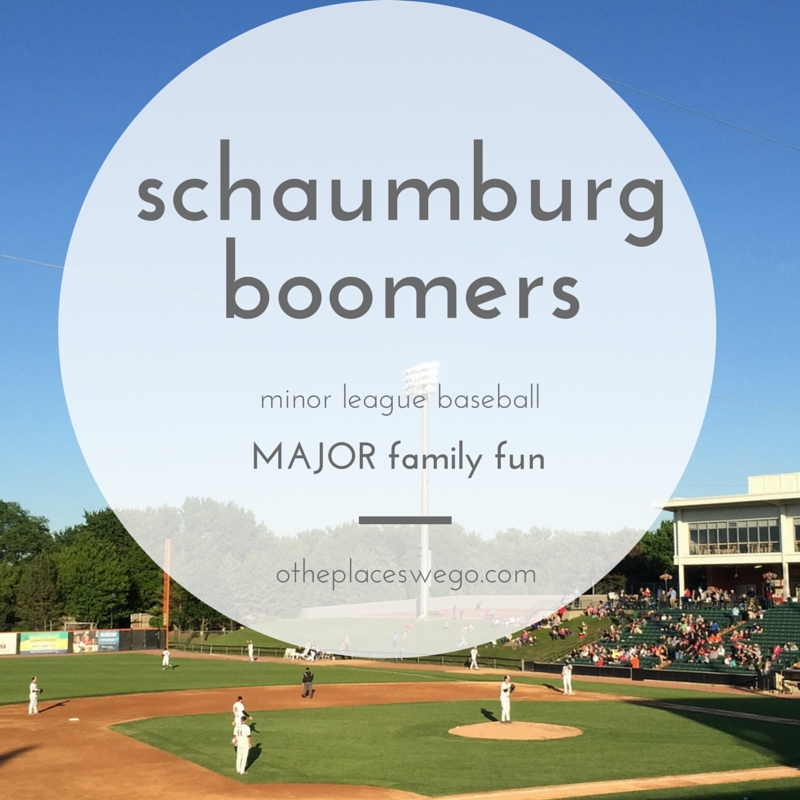schaumburg boomers Minor League Baseball