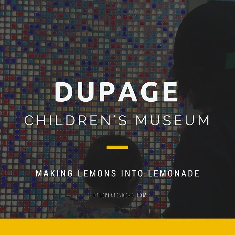 DuPage Childrens Museum Main