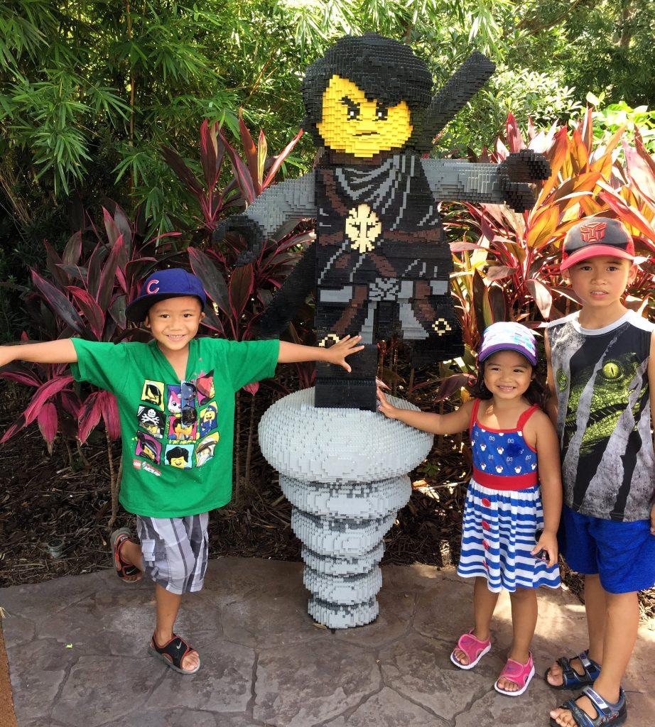 Family Fun In Central Florida: LEGOLAND Florida Resort And